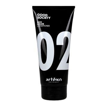 Artego Good Society Rich Color 02 Conditioner odżywka do włosów farbowanych (200 ml)