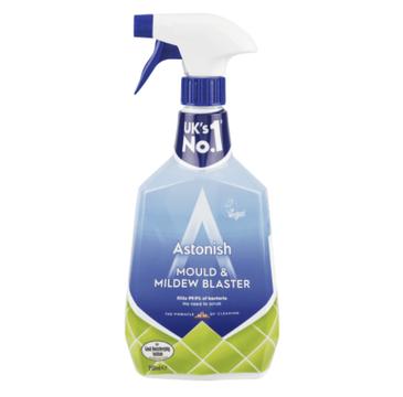 Astonish Mould & Mildew Blaster Spray Na Pleśń I Grzyby (750 ml)