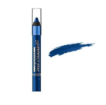 Astor Perfect Stay Eye Shadow + Liner Waterproof kredka do oczu 220 Dark Blue 4g