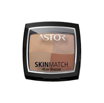 Astor Skin Match 4Ever Bronzer puder brązujący do twarzy 2 Brunette 7,65g