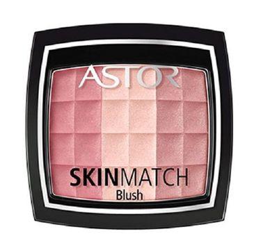 Astor Skin Match Powder Blush róż do policzków 001 Rosy Pink 8,25g