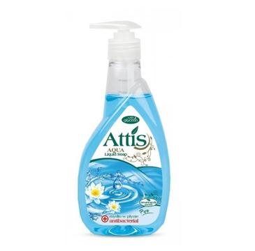 Attis Aqua antybakteryjne mydło w płynie (400 ml)