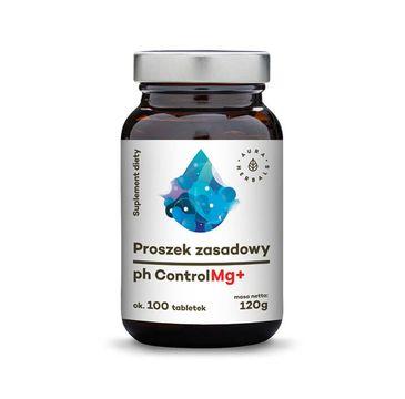 Aura Herbals pH Control Proszek Zasadowy suplement diety 100 tabletek 120g