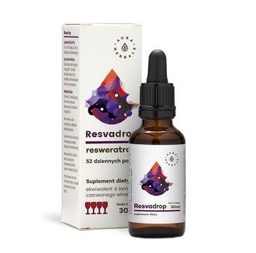 Aura Herbals Resvadrop suplement diety 30ml