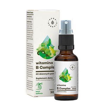 Aura Herbals Witamina B Complex suplement diety 30ml