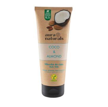 Aura Naturals Coco i Almond mleczko do ciała (200 ml)