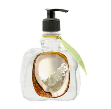 Aura Smaczne Sekrety kremowe mydło w płynie z ekstraktem z kokosa (500 ml)