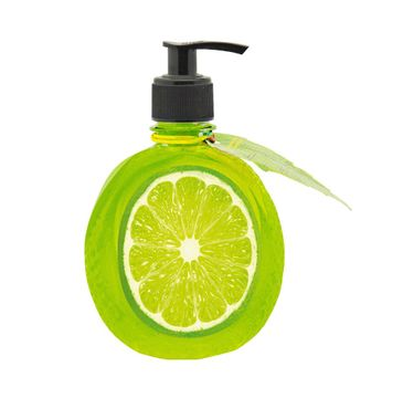 Aura Smaczne Sekrety kremowe mydło w płynie z ekstraktem z limonki (500 ml)