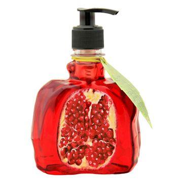Aura Smaczne Sekrety żelowe mydło w płynie z ekstraktem z granatu (500 ml)