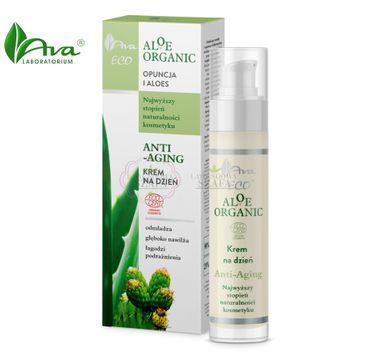Ava Aloe Organic krem na dzień 50 ml