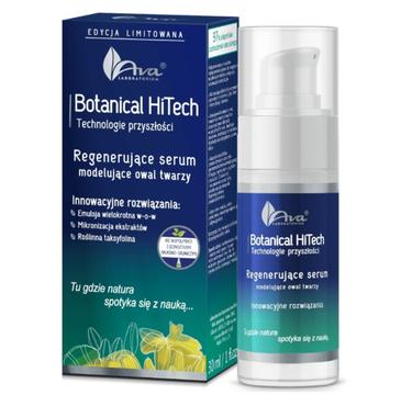 Ava Botanical HiTech Regenerujące serum do twarzy (30 ml)