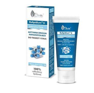 Ava Relipidum - aktywna emulsja natłuszczająca do twarzy i ciała (100 ml)