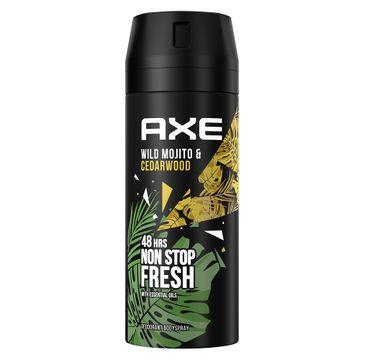 Axe Wild Green Mojito & Cedarwood dezodorant w aerozolu dla mężczyzn (150 ml)