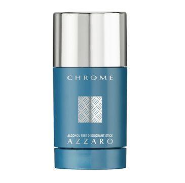 Azzaro – Chrome dezodorant sztyft (75 ml)