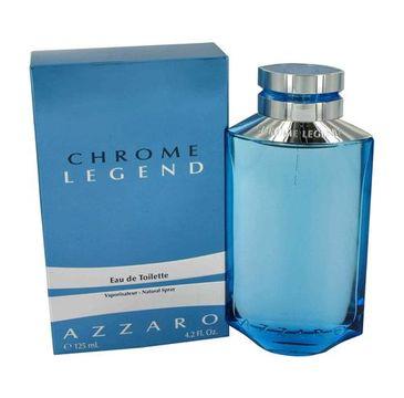 Azzaro Chrome Legend woda toaletowa spray 125ml