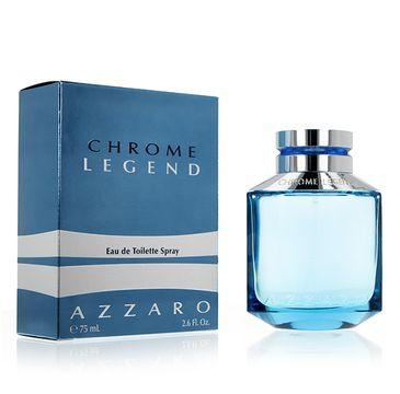 Azzaro Chrome Legend woda toaletowa spray 75ml