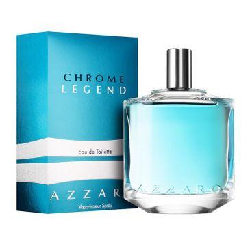 Azzaro Chrome Legend woda toaletowa spray (75 ml)