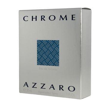 Azzaro Chrome Men woda toaletowa 30 ml