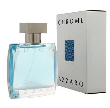 Azzaro Chrome Men woda toaletowa męska 50 ml