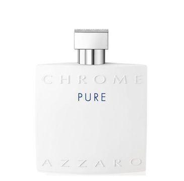 Azzaro Chrome Pure woda toaletowa spray 50ml