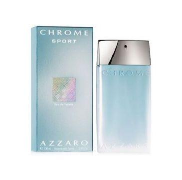 Azzaro Chrome Sport woda toaletowa spray 100ml
