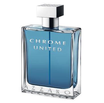 Azzaro Chrome United woda toaletowa spray 100ml