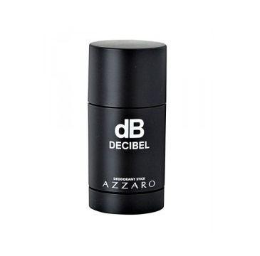 Azzaro Decibel dezodorant sztyft 75ml