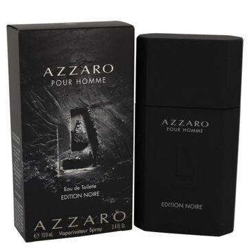 Azzaro Pour Homme Edition Noire woda toaletowa spray 100ml