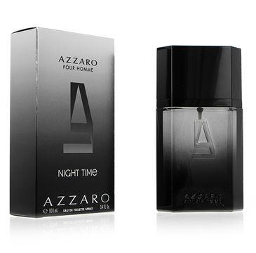 Azzaro Pour Homme Night Time Woda toaletowa spray 100ml