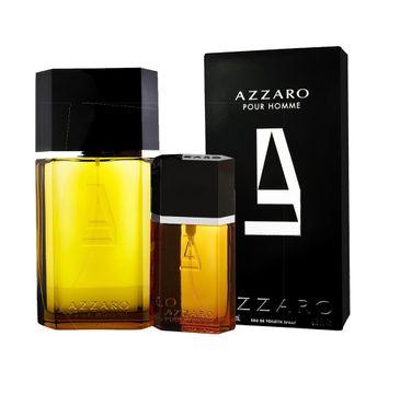 Azzaro Pour Homme zestaw woda toaletowa spray 200ml + woda toaletowa spray 30ml (1 szt.)