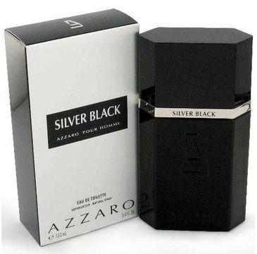Azzaro Silver Black woda toaletowa spray 100ml