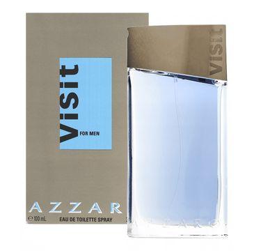 Azzaro Visit For Men woda toaletowa spray 100ml