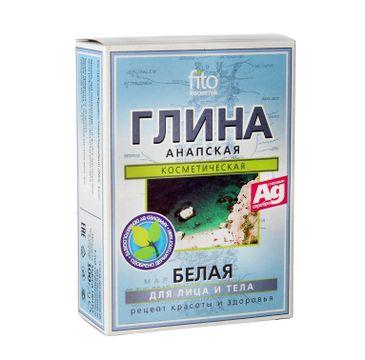 Fitokosmetik - Glinka Biała Anapska do twarzy i ciała (100 g)