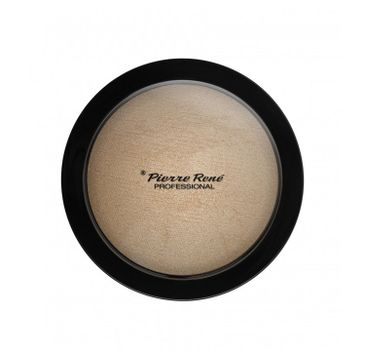 Pierre Rene Highlighting Powder (puder rozświetlający 02 Shiny 12 g)