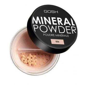 Gosh Mineral Powder 006 Honey (puder mineralny 8 g)