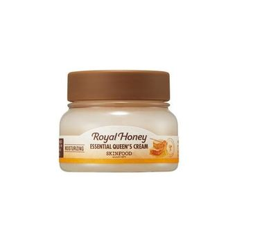 Skinfood Royal Honey Essential Queen's Cream – nawadniający krem do twarzy z miodem (70 ml)