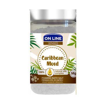 On Line – Senses sól do kąpieli Caribbean Mood (480 ml)