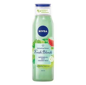 Nivea Fresh Blends żel pod prysznic Mięta i Arbuz 300 ml
