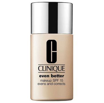 Clinique – Even Better™ Evens and Corrects Makeup SPF15 podkład wyrównujący koloryt skóry 26 Cashew (30 ml)