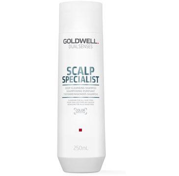 Goldwell – Dualsenses Scalp Specialist Deep Cleansing Shampoo szampon głęboko oczyszczający (250 ml)