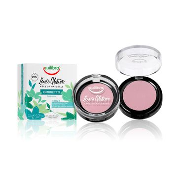 Equilibra Love's Nature Eyeshadow cień do powiek 04 Pearly Rose (2.5 g)