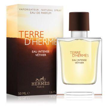 Terre D'Hermes Eau Intense Vetiver woda perfumowana spray 50ml
