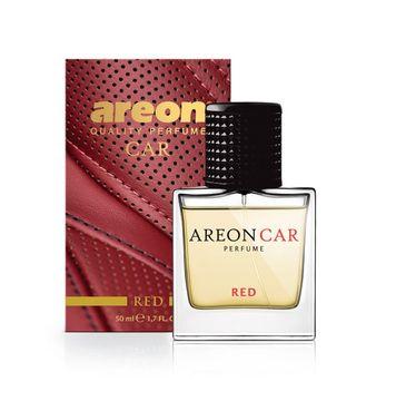 Areon Car Perfume Glass – perfumy do samochodu Red (50 ml)