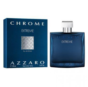 Azzaro – woda perfumowana spray Chrome Extreme (100 ml)