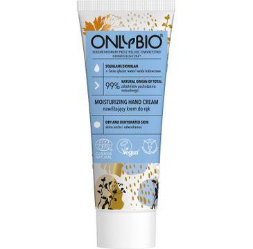OnlyBio – Nawilżający krem do rąk Skwalan (75 ml)