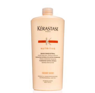 Kerastase – Nutritive Bain Magistral Fundamental Nutrition Shampoo szampon do włosów bardzo suchych (1000 ml)