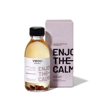 Veoli Botanica Enjoy The Calmness Oil – relaksujący olejek do ciała z płatkami róży (150 ml)