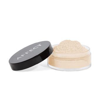 Affect Transparent Skin Luminizer Pearl Powder (transparentny puder rozświetlający C-0003 10 g)