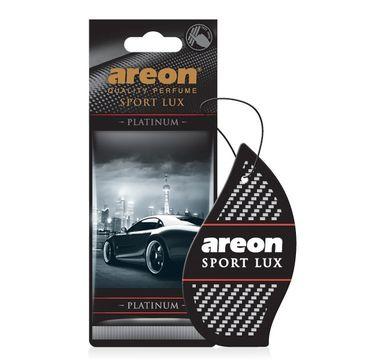 Areon Sport Lux – odświeżacz do samochodu Platinum (1 szt.)