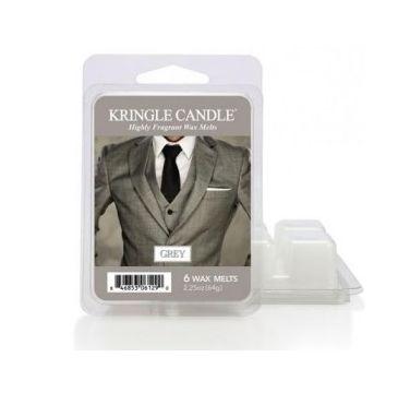 """Kringle Candle – Wax wosk zapachowy """"potpourri"""" Grey (64 g)"""